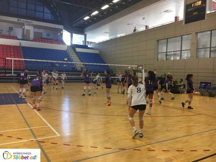 Országos Serdülő Bajnokság  - izgalmas röplabdameccsek az Arénában