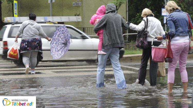 Az utóbbi 100 év egyik legcsapadékosabb májusa – Az átlagosnál kétszer több eső esett