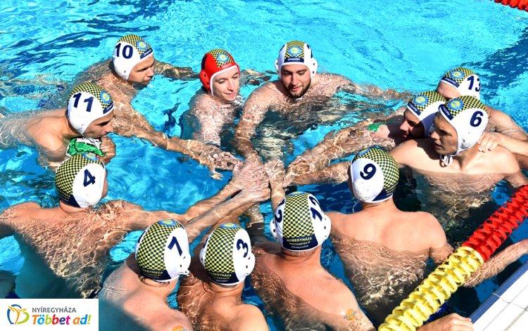 A középmezőnyben zárt az Aqua SE - véget ért az NB-II-es bajnokság