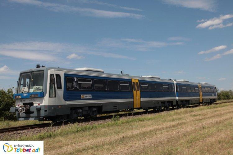 Változások jönnek a hétvégén a vonatközlekedésben - Érdemes előre megváltani a jegyeket