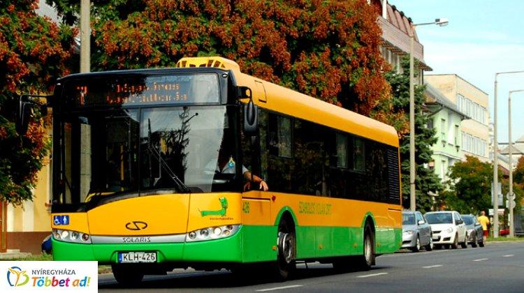 Így alakul a pünkösdi hosszú hétvégén a helyi és helyközi autóbuszok közlekedési rendje