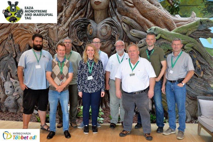 Állati hírek – Újabb nemzetközi tanácskozásnak adott otthont a Nyíregyházi Állatpark