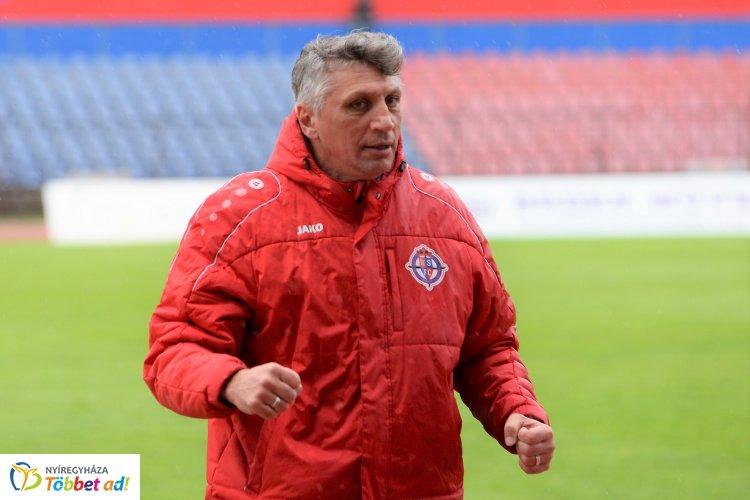Marad a szakmai stáb - A jövőben is Zoran Spisljak irányítja a Nyíregyháza Spartacust