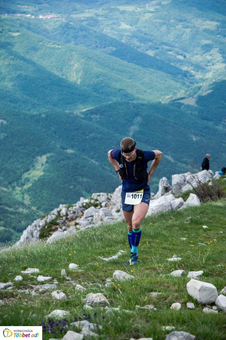 112 km futás terepen - nyíregyházi sportoló is az esélyesek között az Ultra Trail-en