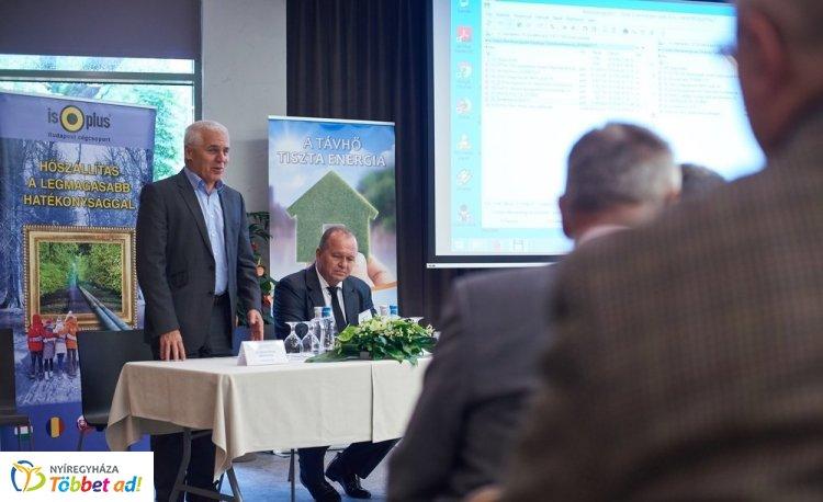 Ügyfélközpontú a távhőszolgáltatás Nyíregyházán okosméréssel és energiahatékonysággal