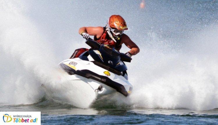 Jet-ski Európa bajnokság - Nyíregyházán (is) a legjobbak