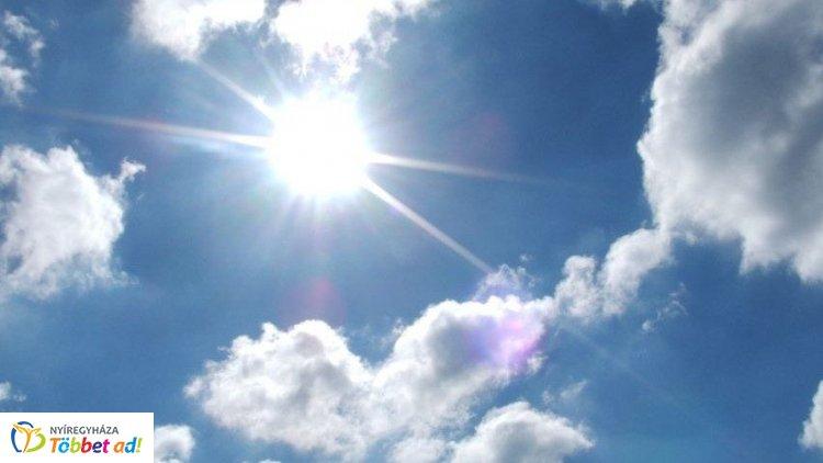 Hétfőn is nagyon erős lesz az UV-B sugárzás - Figyelmeztetést adott ki az OM