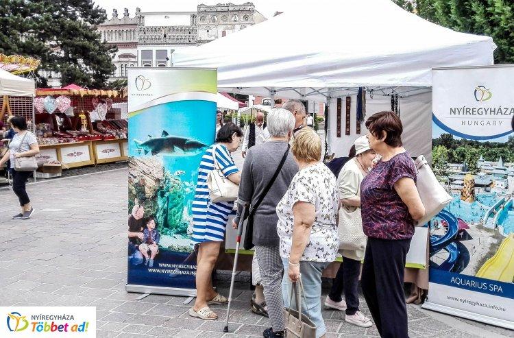 Eperjesi Városnapok – A szlovák testvérvárosban mutatkozott be Nyíregyháza