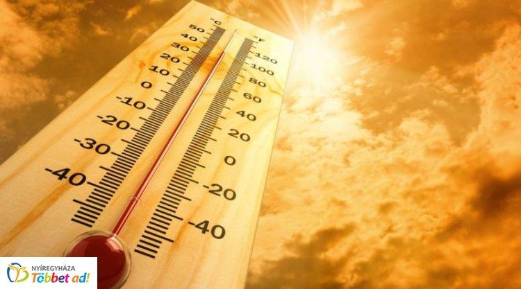 Kitart a kánikula – A legfrissebb előrejelzések szerint is marad a hőség, térségünkben is