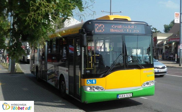Így alakul a helyi és helyközi autóbuszjáratok közlekedése a nyári tanszünetben