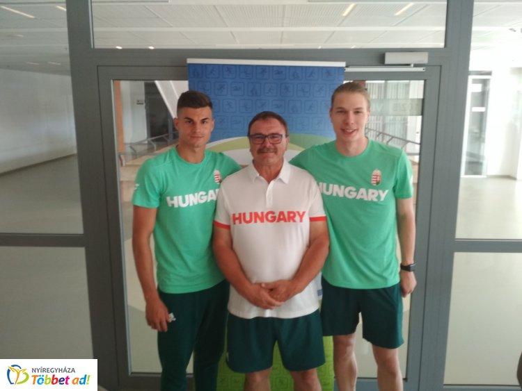 Európa Játékok - nyíregyházi atléták is utazhatnak a minszki versenyre