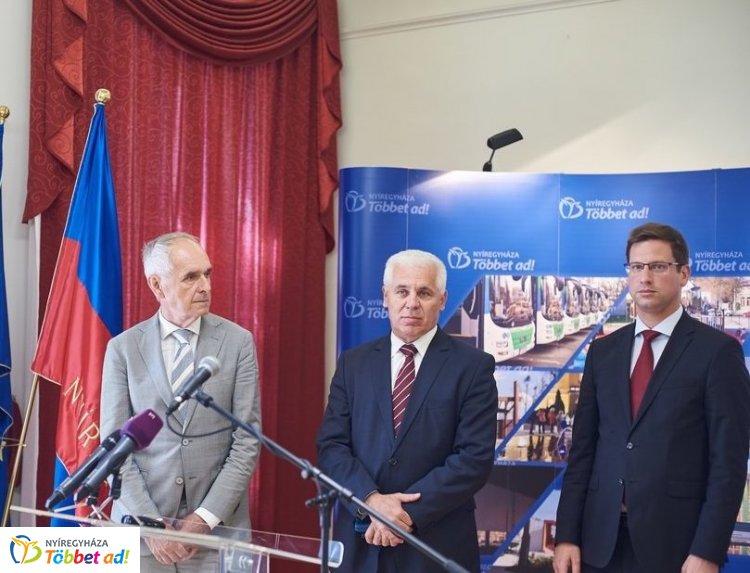 Nyíregyházán tartja közgyűlését a Megyei Jogú Városok Szövetsége