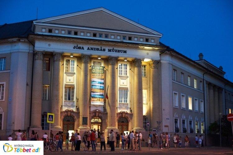 Múzeumok Éjszakája 2019 - programok a Jósa András Múzeumban és a Kállay Gyűjteményben
