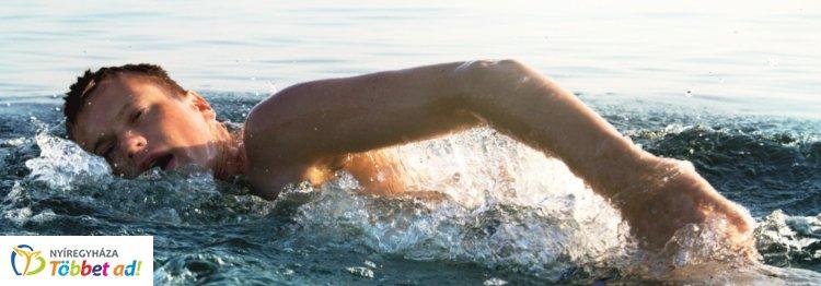 Ússz EGY TÓKÖRT az Egészségedért! - 750 m úszás a Sóstói tavon