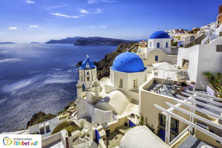 Lettország után Görögországba utaztak az Arany, Erasmus+ programjában részt vevő  diákjai