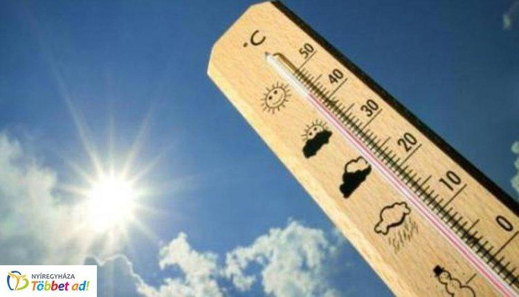 Lehűlés? Lesz, de még nem most - Szombaton tetőzött a hőség, vasárnap zárporok is lehetnek