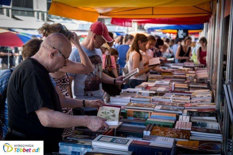 Olvasó vagyok! - Az Ünnepi Könyvhét nyíregyházi programsorozata minden korosztályt megszól