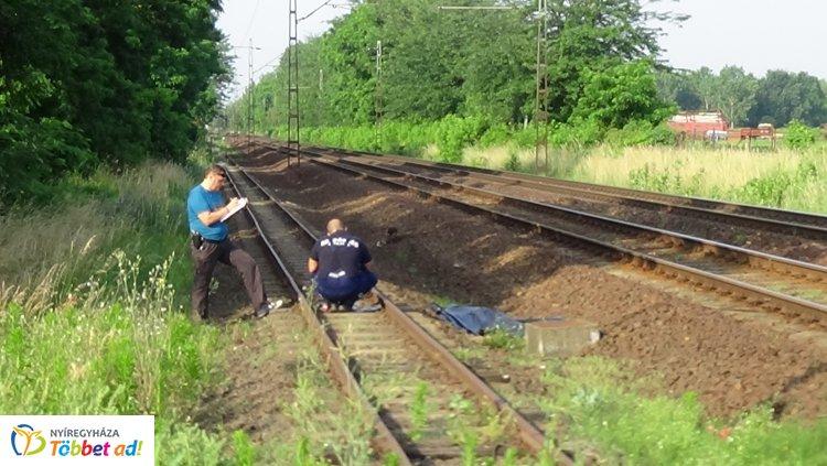Tragédia! Vonat gázolt halálra egy férfit a Kótaji úti vasúti átjáró közelében