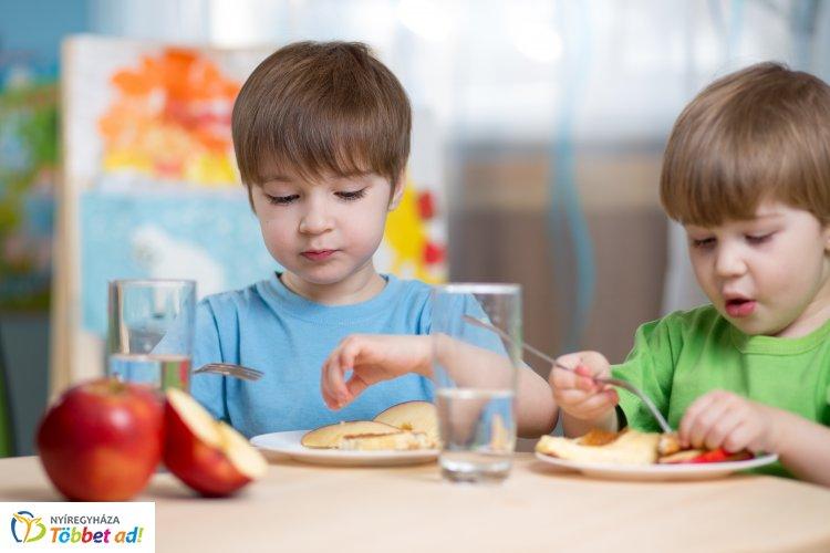 Nyári gyermekétkeztetés Nyíregyházán – Kétfogásos menü, akár házhozszállítással is!