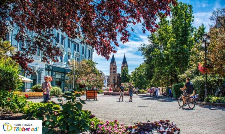 Ingyenes városnézés Nyíregyházán - Ismerd meg a várost egy belvárosi sétán!