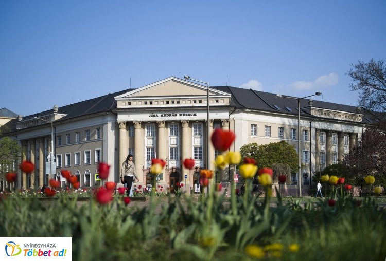 Vasárnap technikai okok miatt zárva tart a Jósa András Múzeum