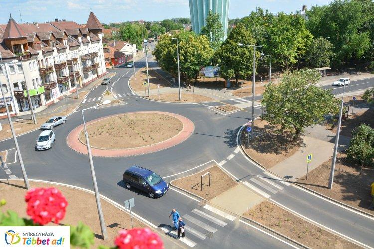 Újabb körforgalom építése kezdődik el Nyíregyházán! - Kíváncsi, hogy hol?