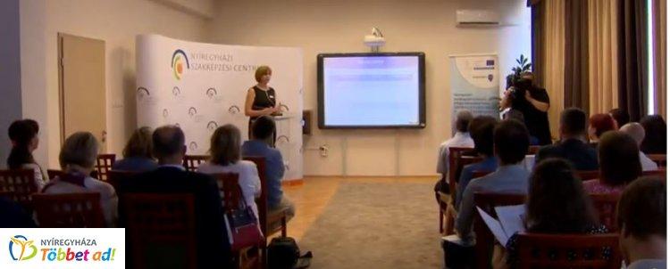 Monitoring Bizottsági ülés Nyíregyházán -  GINOP-projektekről is szóltak!