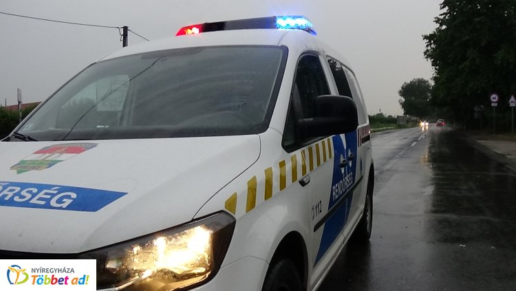 Baleset történt szerda délután Napkor külterületén - Nincs sérült
