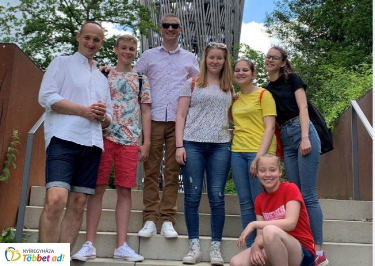 Iserlohnban koncerteztek a Vikár Sándor Zenei Alapfokú Művészeti Iskola növendékei