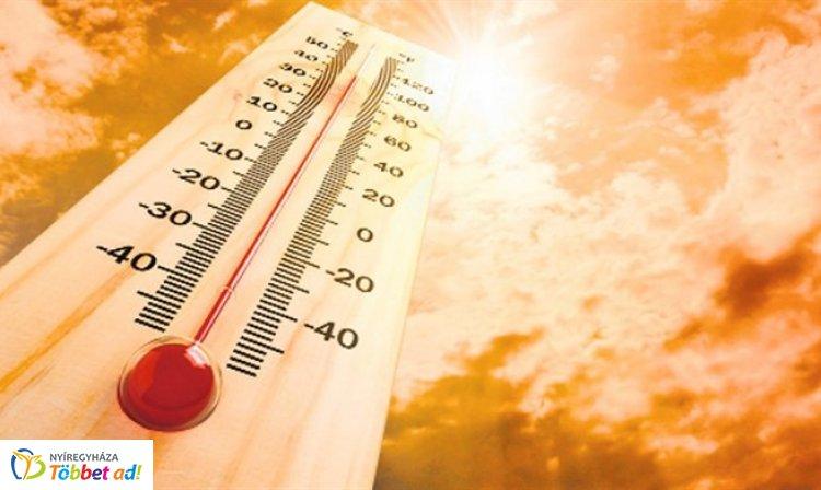Visszatér a nyár a jövő héten - 35 fok fölé is emelkedhet a hőmérséklet