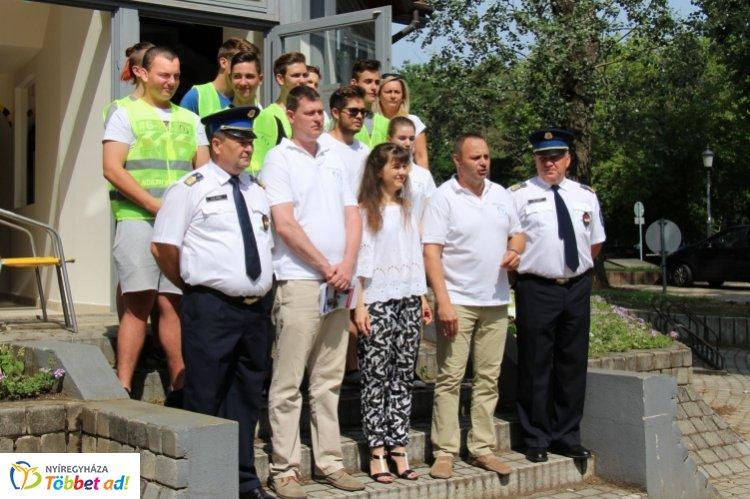 Megkezdődött a Tourist Police szolgálat Nyíregyházán – Még mindig várják a jelentkezőket!