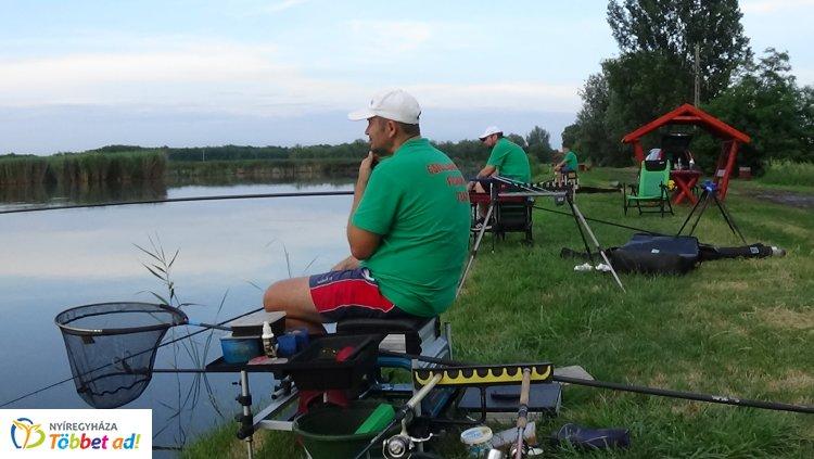 Megyénkben rendezte éves horgászversenyét az Országos Mentőszolgálat – Megvan a győztes!