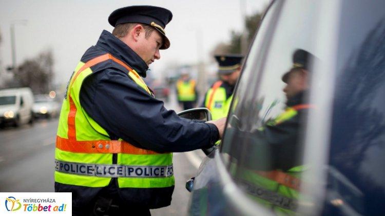 Négyszer annyi bódult vezetőt szűrt ki idén a rendőrség, mint néhány évvel ezelőtt
