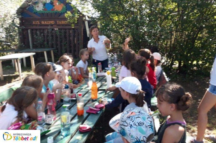 Szünidő alatt is biztonságban – Folyamatos előadások a nyári szünidő veszélyeiről