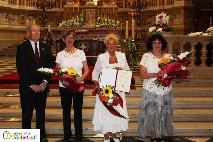 Magyarországi Lengyelekért  kitüntetést kapott a Nyíregyházi Lengyel-Magyar Dalárda