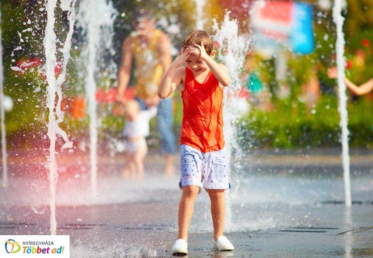Országszerte hőségre figyelmeztetnek, az esti órákban is 29 fok körüli lesz a hőmérséklet