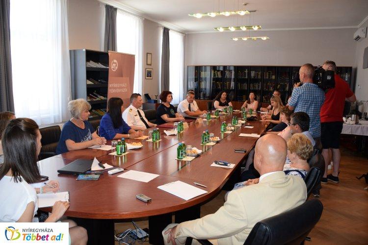 Nyíregyházi Törvényszék: Tovább folytatódik a bíróság és a börtön együttműködése