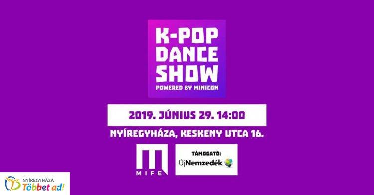K-pop Dance Show Nyíregyházán ma délután? Érdekes előadások, koreográfiák a Keskeny utcán!