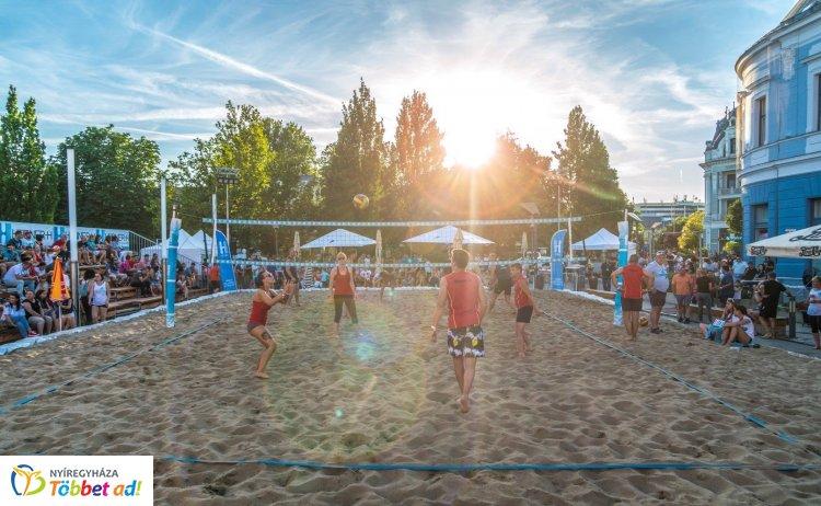 Beach Volleyball – Fantasztikus fotókon a Hübner Strandröplabda Verseny szombati eseményei