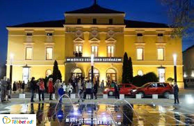 A Móricz Zsigmond Színház az új évadban az Úri muri bemutatójával emlékezik névadójára
