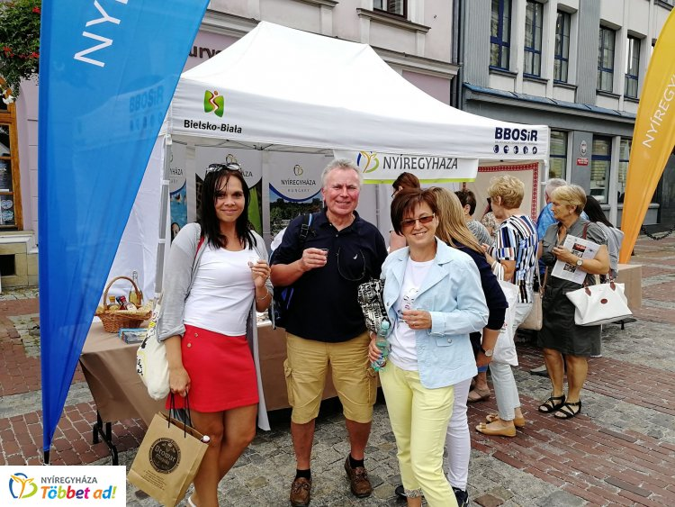 Nyíregyháza ismét Bielsko-Bialában járt, a Partnervárosok Fesztiválján