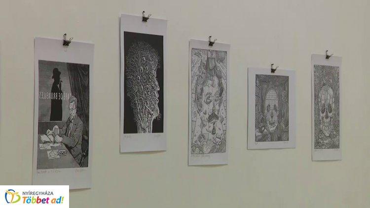 Százarc a Városi Galériában – Újabb kiállítás nyílt Nyíregyházán