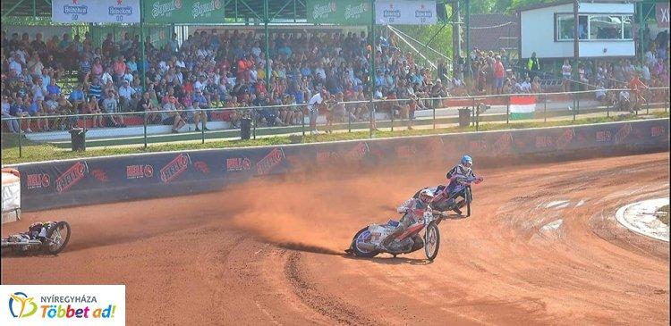 Újabb EB verseny a megyében - cseh győzelem az U21-es salakmotoros selejtezőn