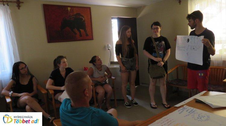 Ifjúsági csere Tokajban - Négy ország fiataljai cserélhettek tapasztalatot
