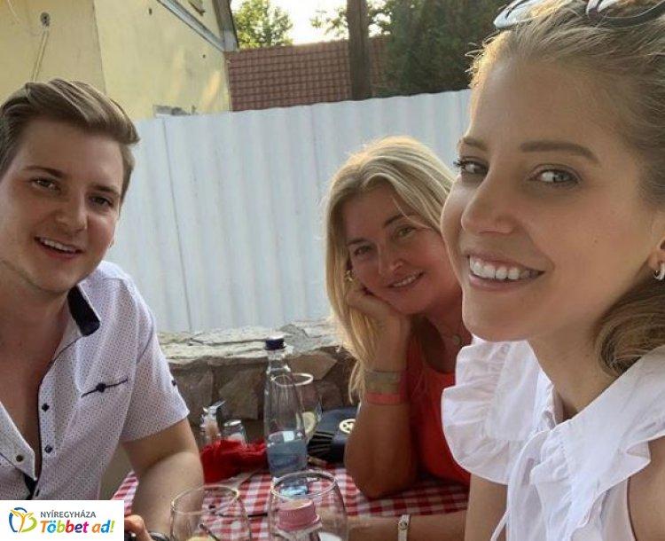Szabó Zsófit elkísérte Nyíregyházára édesanyja és öccse is - Ez a második otthona