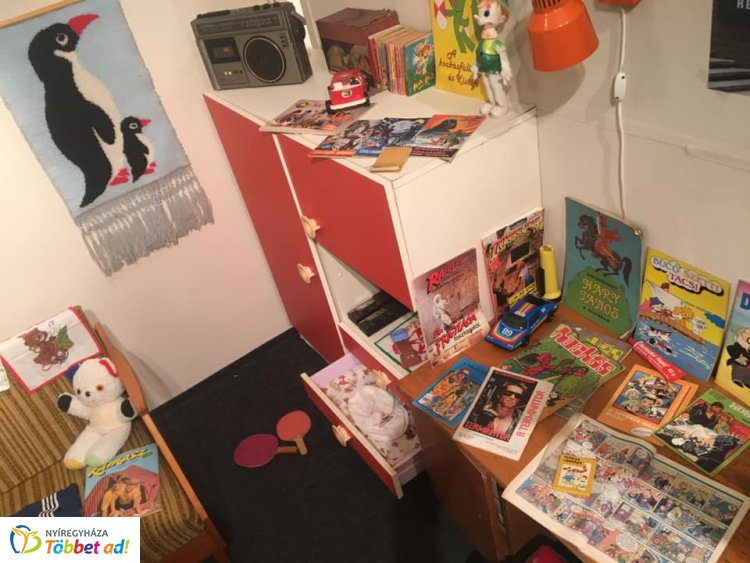 Újabb szenzációval várja látogatóit a Jósa András Múzeum - Oldschool szabadulószoba