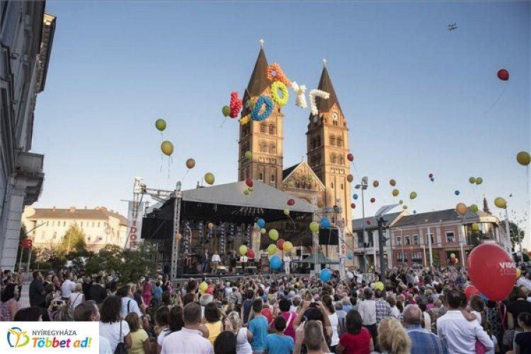 Augusztusban újra VIDOR Fesztivál - Idén a  Szabadtéri Színpadon is lesz előadás