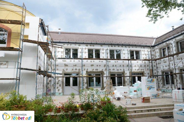 2020-ra Nyíregyháza valamennyi óvodája megújul! - Nyáron is 18 épületben folyik munka