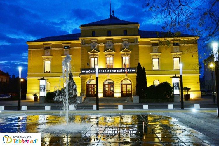 Izgalmas évaddal várja közönségét a Móricz Zsigmond Színház - tervezett előadások