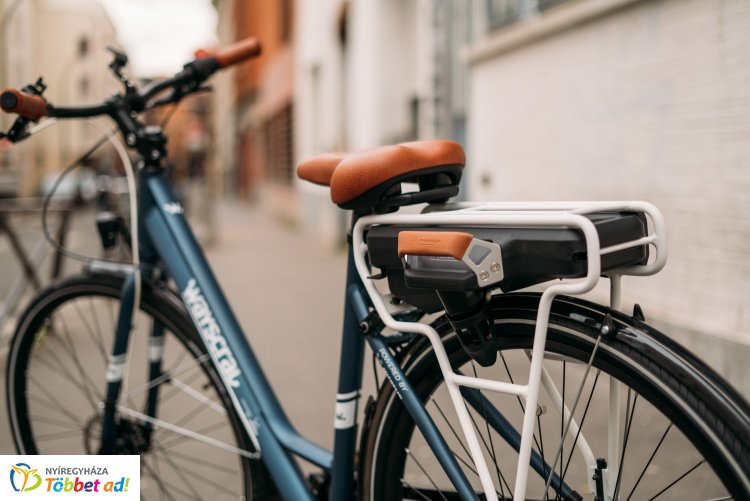 Minden, amit az első, cserélhető akkumulátoros elektromos kerékpárról tudni kell!